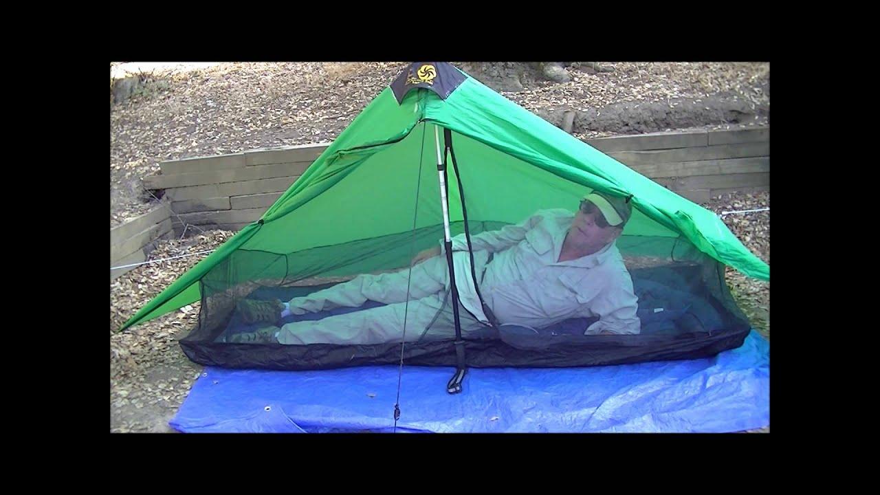 Tarp Or Tent The Smd Showdown Ultralight