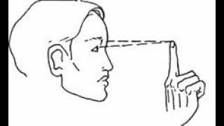 Как улучшить зрение, упражнения для глаз и в маленький срок.