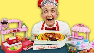 Food Song by Crazy Chef. Do you like Broccoli Ice-Cream? Nursery Rhymes Song