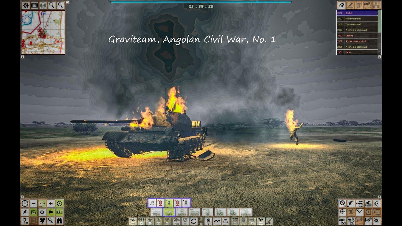 angolan civil war Angolan civil war.
