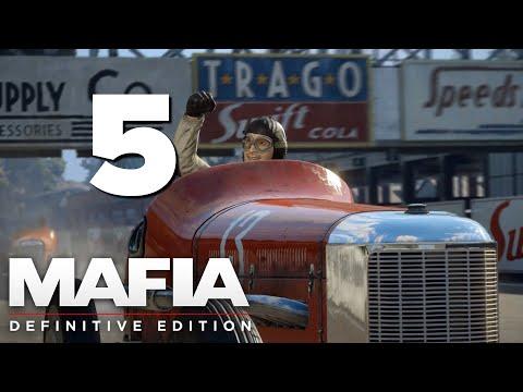 Видео: Прохождение Mafia: Definitive Edition #5 - Глава 5: Честная игра
