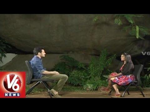 Akkineni Akhil Exclusive Interview | Akhil Movie Special | V6 News