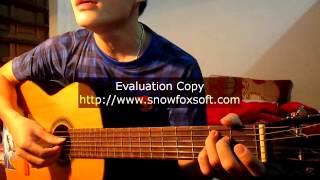 Ngây ngô Guitar cover by Thoải Thẳng Thắn