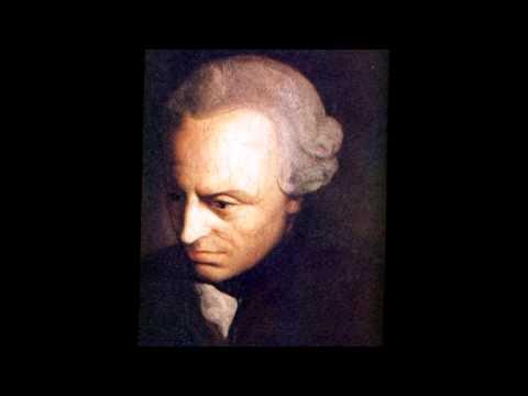 Immanuel Kant Song [W/ Lyrics]