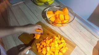 Как приготовить тыкву вкусно / вкусное блюдо из тыквы /  Pumpkin  اليقطين