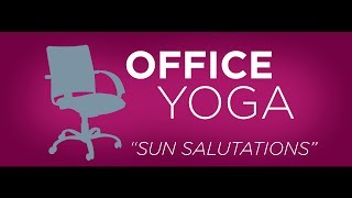 Mindful Minute Office Yoga Vol. 2