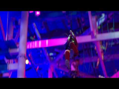 Take a tour of It Adventure Ropes Course at Jordan's Furniture in New Haven, CT