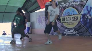 Black Sea Dance Camp 2014: Omawumi - Somori by Lil