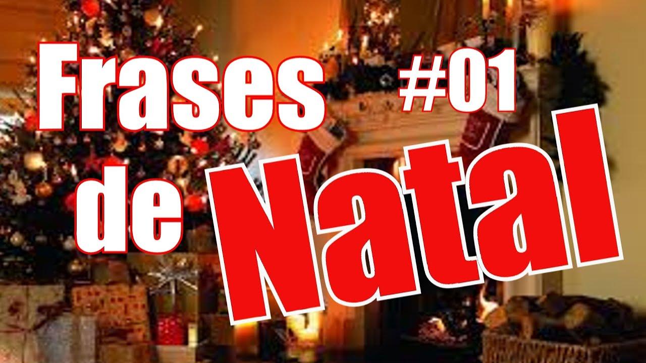 Mensagem De Feliz Ano Novo: Belas Frases De Natal # 01 FELIZ NATAL E PRÓSPERO ANO NOVO