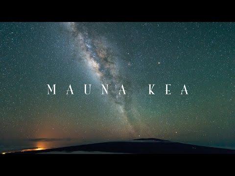 Milky Way Time Lapse from Mauna Kea ☆ マウナケアからの天の川タイムラプス