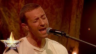 Gambar cover Coldplay Perform 'Everyday Life' LIVE! | The Graham Norton Show