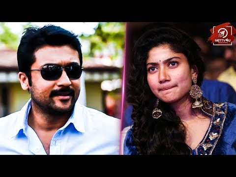 Finally, Malar Teacher Sai Pallavi Met Singam Suriya