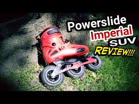 Powerslide Imperial SUV REVIEW!!! (VLOG)(NARRATED)