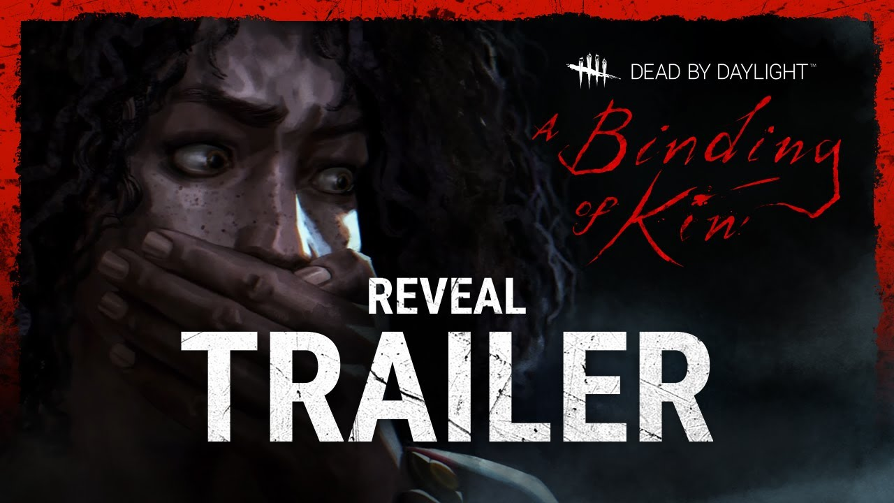 dead by daylight a binding of kin reveal trailer