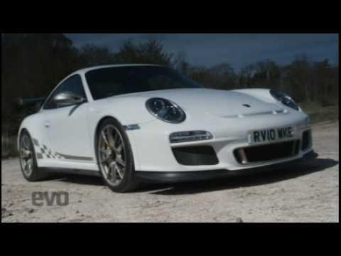 Ferrari 458 Italia v Porsche 911 GT3 RS - evo Magazine part two