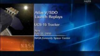 Atlas 5 SDO Launch Replays - Part 3