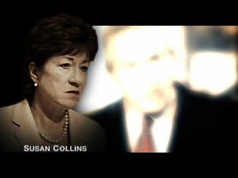 Tell Susan Collins to Put Maine First