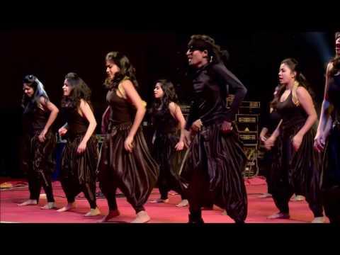 Chaos 2016:Team Footloose, IIM Ahmedabad