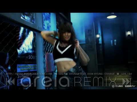 Areia Remix #21  Hyunah  Change