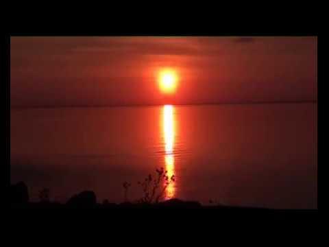 Видео — Дыхание осени. Заозёрск, Мурманская область