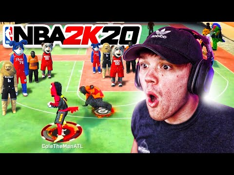 NBA 2K20 RELEASED A NEW EVENT 2 YEARS LATER...