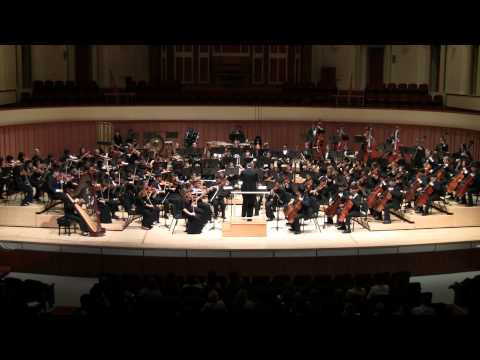 Solveig's Song by Grieg - Played by the Emory Youth Symphony Orchestra