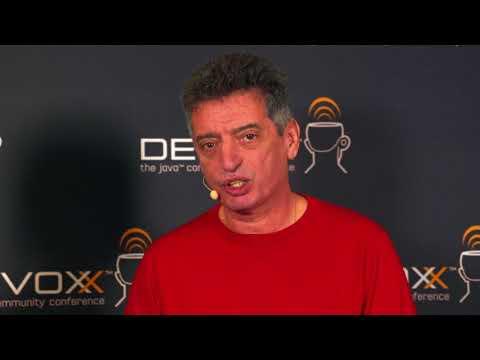 Interview with Yakov Fain at Devoxx Belgium 2017