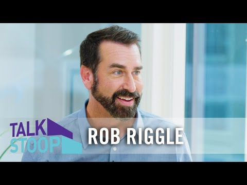 Rob Riggle on Being In the Marine Corps Before Acting | Talk Stoop