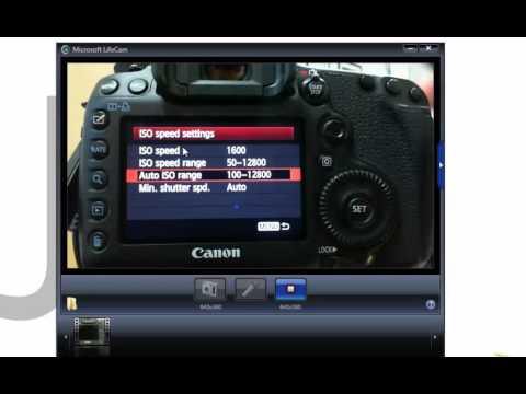 Canon 5d Mk3 Tutorial