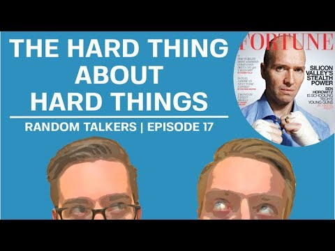 Book Breakdown: 'The Hard Thing About Hard Things' By Ben Horowitz