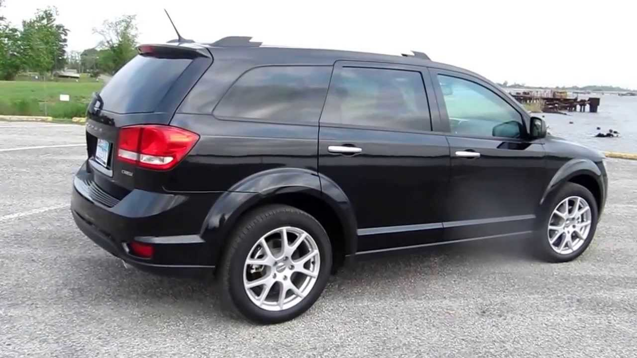 2013 Dodge Journey Crew review on theTXANNchannel - YouTube