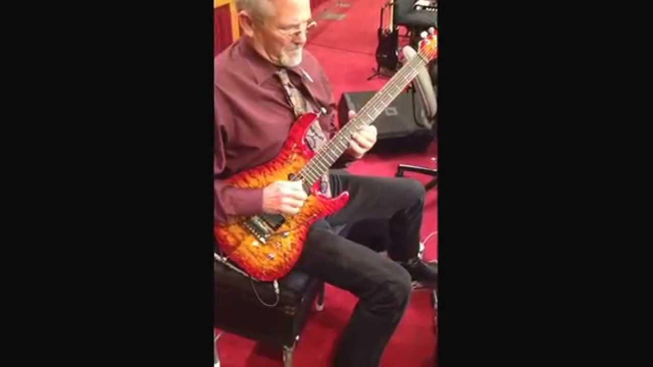 Bob Henderson Steel Guitar Licks