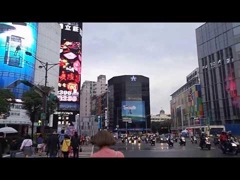 臺灣 臺北市 西門町/台湾 台北市 西門町/XiMenDing in Taipei, Taiwan.