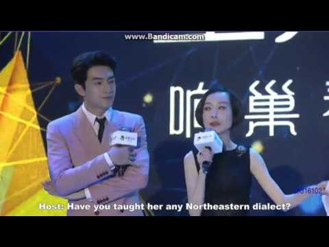 [Eng] 160409 Star Zone 明星空间 Press Conference - Yoona cut