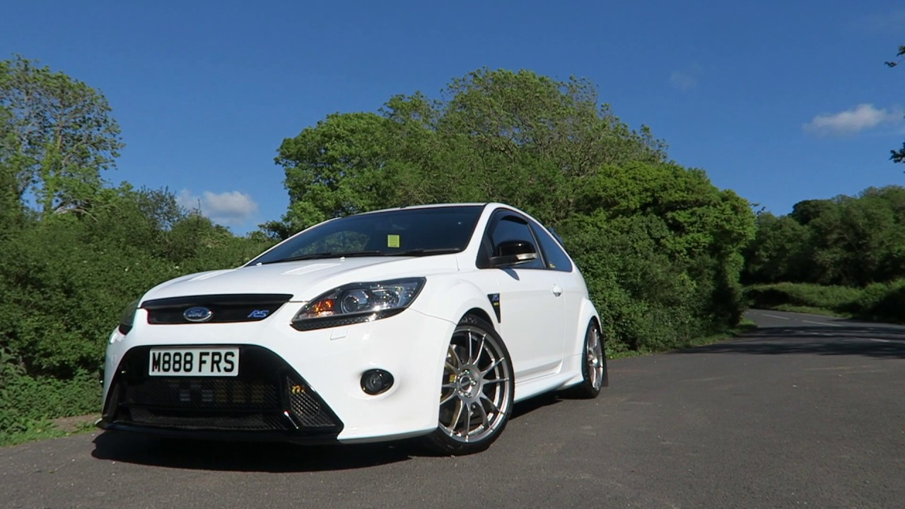 Mountune Mr375 Ford Focus Mk2 Rs Reivew