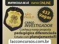 Concurso da Polícia Judiciária Civil PJC SP cargo Investigador