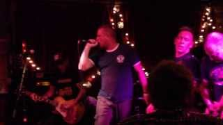 Control - Ballad Of The Working Man - live at Thee Parkside 3/8/14