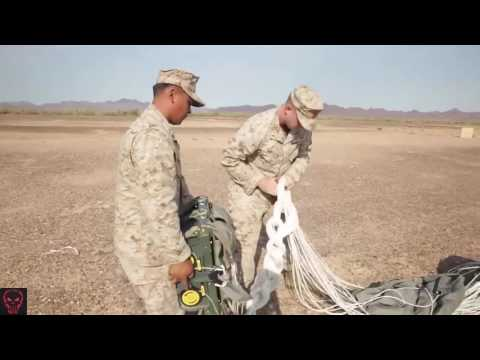 Military | Joint Precision Air Drop System • GPS Guided Cargo
