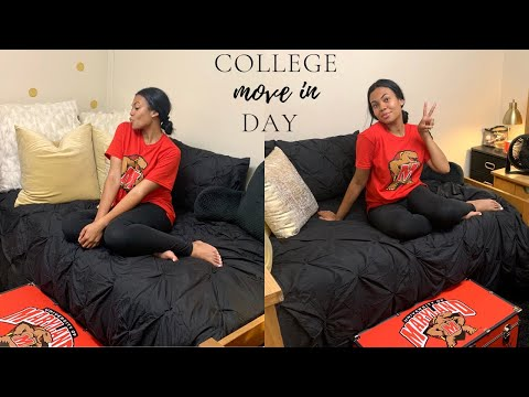 COLLEGE MOVE IN VLOG | FRESHMAN YEAR | University Of Maryland