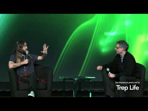 TECHMANITY 2014: A Conversation with Jared Leto