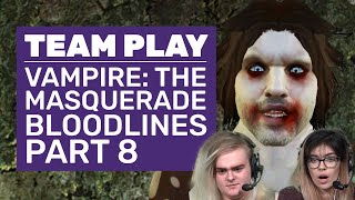 Let's Play Vampire: The Masquerade - Bloodlines | Part 8: Vampire's Kiss