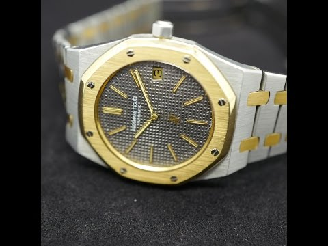 Audemars Piguet Royal Oak 5402 Two Tone REVIEW