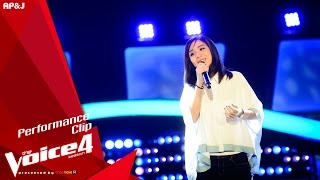 The Voice Thailand - จิ้ง อรณัส - My Favorite Things - 11 Oct 2015