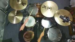 Tom Petty & The Heartbreakers - Forgotten Man (Drum cover) by Kai Jokiaho