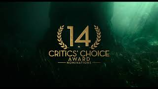 THE SHAPE OF WATER   Tale Of Love Globes   FOX Searchlight