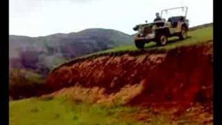 Jeeping fun at Vagamon, kerala