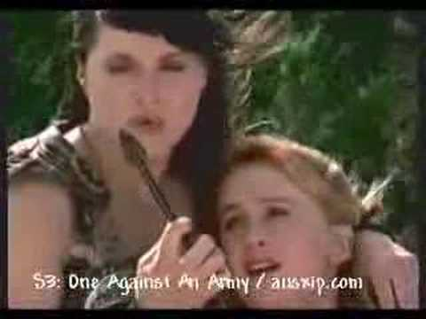 One Against An Army Xena Promo Video