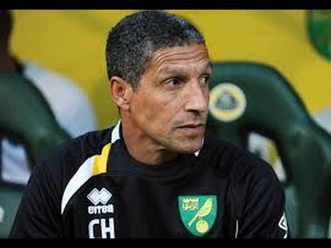 Norwich City Sack Chris Hughton