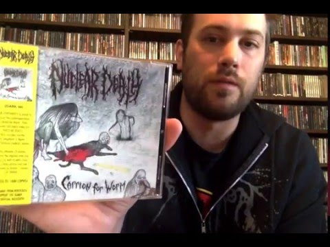 Metal CD Collection Update, 2016 Releases Part 1