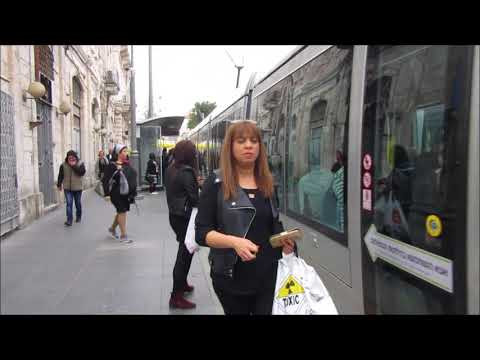 Israel - Jerusalem light rail - רכבת קלה - tramway - Strassenbahn - ישראל ירושלים